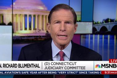 Blumenthal: Make Trump Jr testimony public