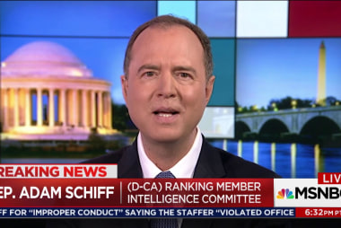 Schiff: House Intel GOP disgraced for Trump