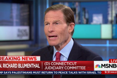 Blumenthal: There is a credible obstruction case against Trump