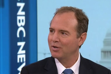 Rep. Adam Schiff on Trump tower meeting: 'It was unpatriotic'