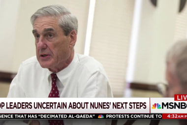 GOP remains split on how to handle Mueller