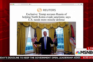 Inside Reuters' exclusive interview with Trump