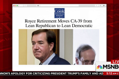 Ed Royce to retire as Dems look to fill seat