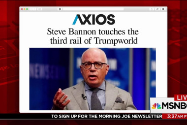 Heilemann: Wolff now turns the knife on his sources