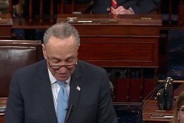 Schumer blames Trump: 'Great deal-making president sat on the sidelines'
