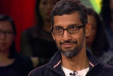 Google CEO: 'I don't regret' firing diversity memo writer James Damore