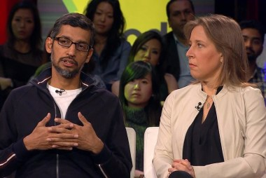 Google CEO: 'No Issues' with freeing female employees from NDAs