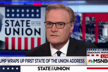 Lawrence: Trump takes shot at Mueller in SOTU