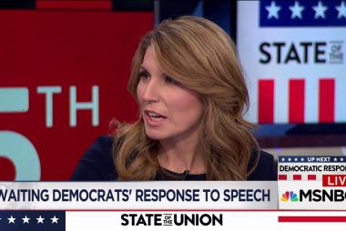 Trump brings 'deep state' paranoia to SOTU