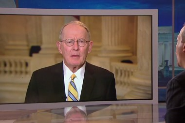 Alexander: Supporting Trump DACA 'issue' for GOP primaries