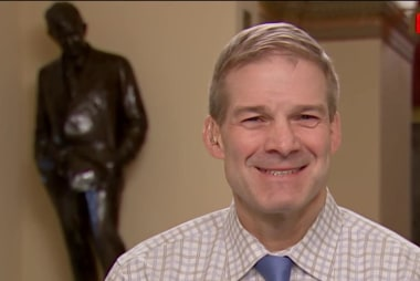 Rep. Jordan says he has 'host of concerns' about Sessions