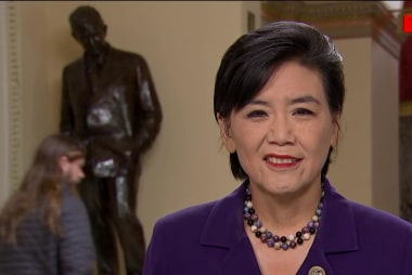 Full Interview: Without DACA, Dem. Rep. 'definitely' voting no on gov't funding