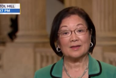 Hirono: 'The battle is not over' on DACA