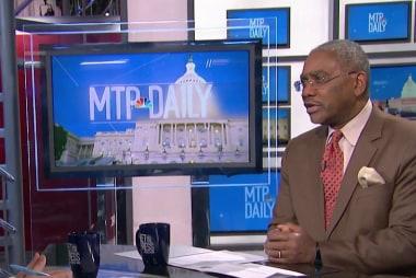 Meeks: President Trump's words have 'inspired' the KKK