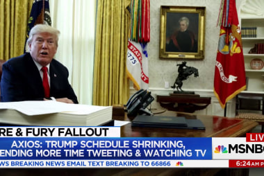 """""""Fire and Fury"""" fallout with WAPO's Philip Rucker"""