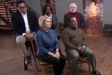 N.C. voters say State of Union 'divided, sad'