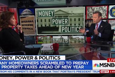 Rep. Gottheimer's plan to circumvent the tax overhaul