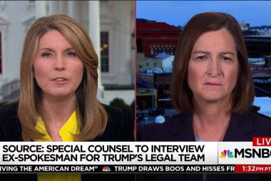 Fmr Rosenstein colleague: Deputy AG 'duty-bound' to protect Mueller investigation