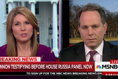 Mueller turns up the heat on Steve Bannon