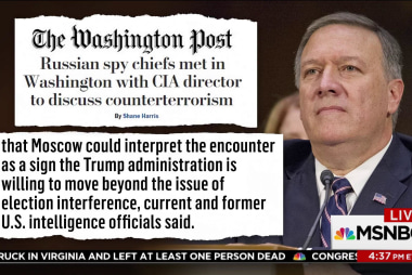 Russia sanctions not enforced, CIA dir. meets with Russian spies: A coincidence?