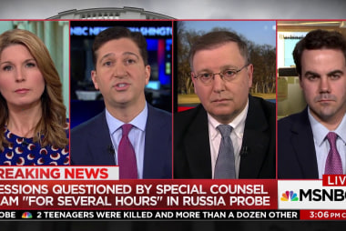 Mueller's focus on possible obstruction getting clearer