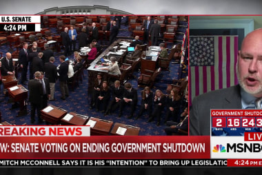 Steve Schmidt: Republicans will still get blame as shutdown ends