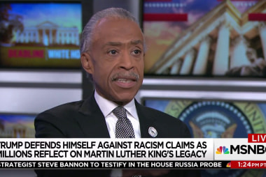 """Rev. Sharpton: """"We're in a very dangerous place"""""""