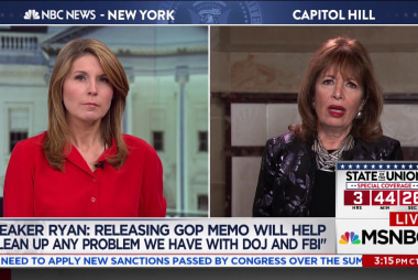 Rep. Speier: GOP on Intel committee afraid of criticism from Trump