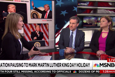 Fmr. NYC council speaker: Contrast between Trump & MLK couldn't be more stark