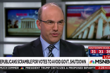 Trump complicating efforts to avoid a government shutdown?