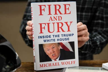 "Alter: ""Fire and Fury"" book helps build case for obstruction of justice"