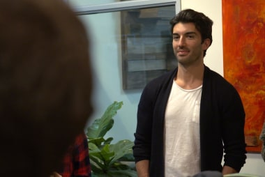 Actor Justin Baldoni is the co-founder of Wayfarer Entertainment