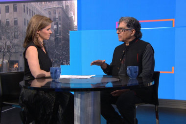 Dr. Deepak Chopra shares tips for combating stress at work