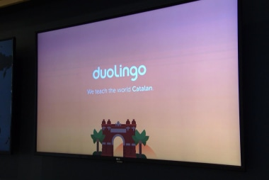 Duolingo's employees are speaking the same language