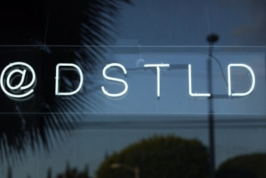 The founders of DSTLD raised money through equity crowdfunding