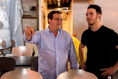 Kevin & Denise Jonas have opened their own restaurant in Belmont, NC.