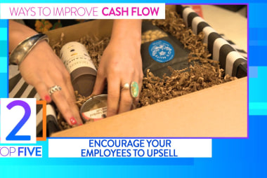 5 ways to improve your cash flow