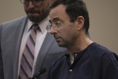 Larry Nassar is sentenced up to 175 years