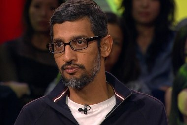 Googe CEO: A.I. more important to humanity than fire, electricity