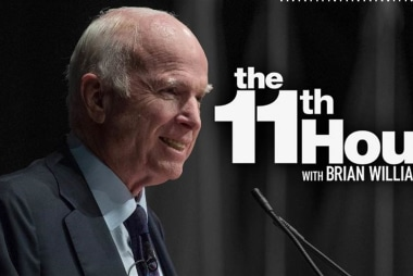 McCain: Undermining our own rule of law only helps Putin