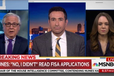 Revealed: GOP Rep. Nunes did not read evidence for his own intel memo