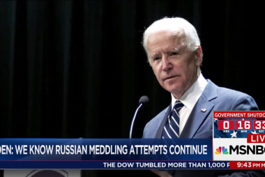 Biden: Can't fathom why Trump not doing more about Russia