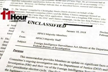 FBI insider on what the Nunes memo tells America's enemies