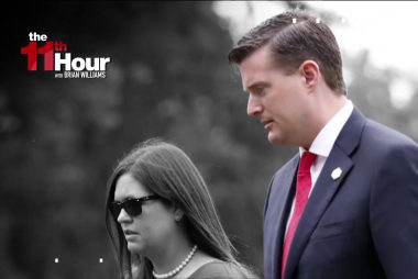 Trump WH aide Rob Porter resigning as abuse claims surface