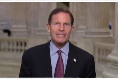 Sen. Blumenthal: Prayers and thoughts not enough