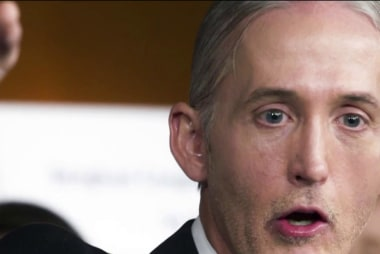 GOP Rep. Trey Gowdy announces retirement