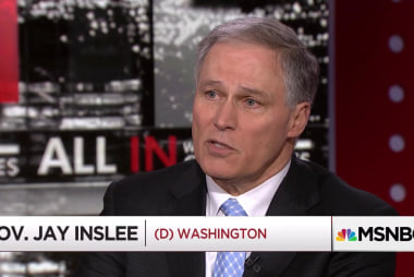 "Gov. Inslee: Take Trump at his word Trump and ""lose the ranch"""