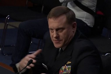 NSA Chief: Trump hasn't asked me to stop Russian meddling