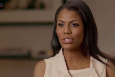 Omarosa's back in her element: reality television