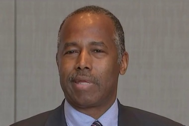 Report: Ben Carson's HUD spent $31K on office dining set